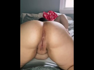 Thick Girl Waiting To Get Fucked