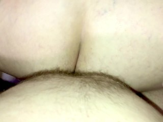 My wife's mother loves when I stretch her anal