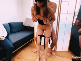 Sex Dorm Party with Naughty Viewers - Facial Cumshot