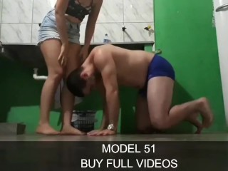 Ballbusting Brasil - Home challenges (Preview 6)