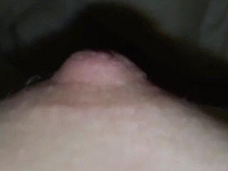 Extreme Nipple Close Up / Macro Nudity / Soft To Hard Nipple / Trying To Lactate / Eraser Nipples
