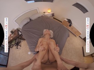 """""""Naughty America Kenzie Taylor changes clothes and fucks you"""""""