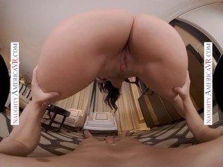 Naughty America - Jennifer White gives you all her holes... including the back door!