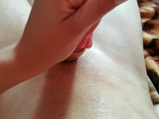 unexpected morning sex!!! Saddled dick and fucked