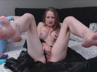 Your Stepmom's Lady Bush Taboo Role Play Julie Snow Cam Girl 2018