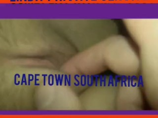 Linda South Africa get pussy play by finger only life