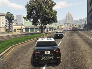 GTA 5 - LSPDFR Roleplay - 35 Minutes Of Unedited Video Game Play Footage