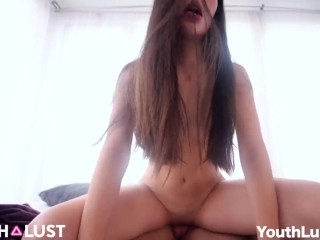 Beautiful Mexican First GangBang YouthLust Zoey