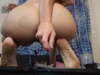anal squirt babe