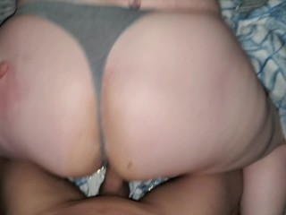 MY EX CHEATED SO I FUCKED HER LITTLE SISTER WITH A FAT ASS!