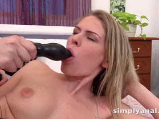 Anal Fun In Sexy Stockings For Hot Lesbians