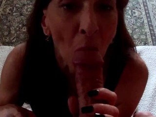 Sexy Granny Big Cock Blowjob Compilation
