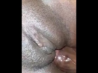 EBONY PAIN ANAL ( TRYING ANAL PART 1 )
