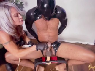 ANAL TRAINED AND DRAINED