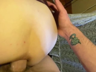 Gape Queen Anal Gaping Ass n Cunt-the ending