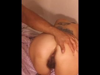 Yanasin gets pussy and ass stretched
