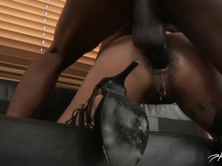 All Anal, BBC Rimming, Creampie