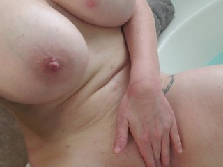 Red head amature with tattoos wants you to beg- Partial Video