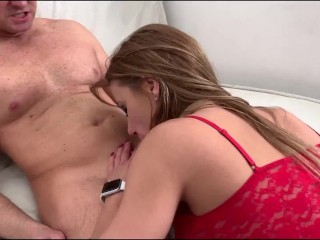 sadistic princess nicole piss on her sissy boywhile she suck the cock of her master