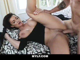 MYLF - Hot Milf Gets Pounded By Hot Young Stud