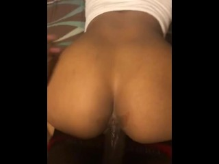 Digging my bitch stepsister guts out