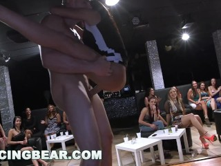 DANCING BEAR - Amazing CFNM Compilation Featuring Kate England, Gia Paige, Saya Song & More!