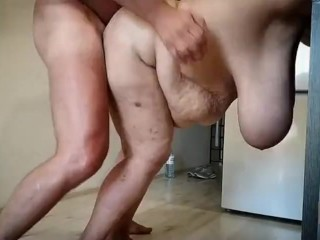 Fucked sleepy mom in mouth