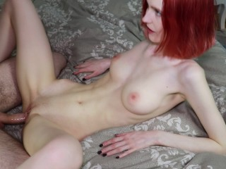 Fucked my hot girlfriend and came inside her POV - Shinaryen