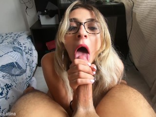 The best ORAL CREAMPIE & TROATHPIE compilation, this is PROPER PLEASURE given by EXPERT DEEPTHROATER