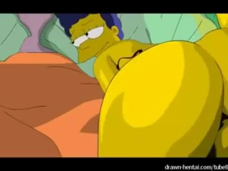 THE SIMPSONS SEX