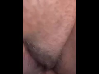Alone and horny