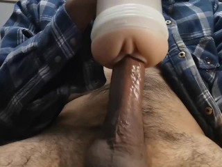 HUGE COCK TATTOOED GOON EDGING AND HITTING BONGS FOR ALMOST 30 MIN