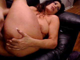 MATURE MOM needs her pussy stretched by sons best friend- Custom