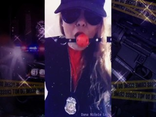 Lady cop is back. Have you been behaving?