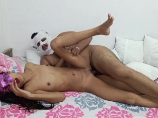 Homemade desi sex with married stepsister