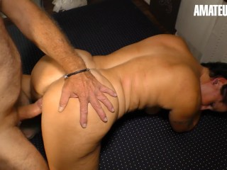 XXXOmas - Slutty German Mature Gets Her Fat Pussy Fucked By Her Old Lover