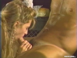 Classic Pornstar Legends Cameo Gets Fucked By Micky Ray in A Van