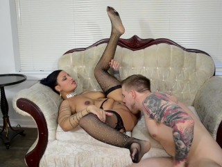 Latina MILF Makes An Amazing Roommate! Sucks and Fucks Young Hunk
