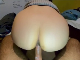 Creampie and keep going