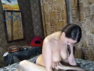 Helga Bosk. We just fucked, but decided to record a video(HD)