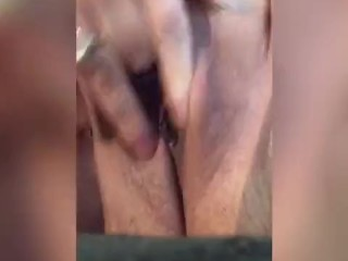 Latina Pussy and Cream Pie Asshole Close Up