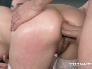 Private com - Hot Little Maid Anya Krey Ass & Pussy Pounded!