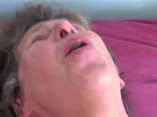 taboo group sex with three grannies and guy