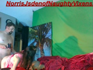 Jericha Jem comes by to my place; Front room fuck & webcam fun :) bj cum :)