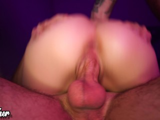 Hotwife DVP Fucking & Breeding Creampies