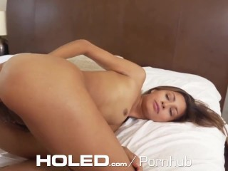 HOLED Anal Creampie Oozing Deliciousness