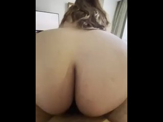 Beautiful babe with big ass