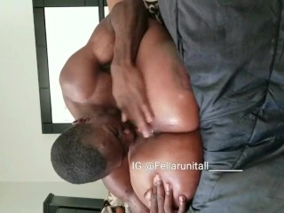 Squirt All On My Face And Watch Me Gargle It