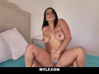 MYLF - Latin Milf Gets Her Tight Asshole Creampied