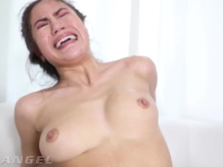 EVILANGEL Kendra Spade Squirts On Stepbrother's Dick